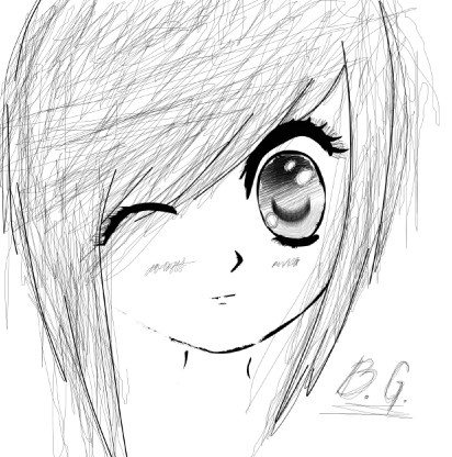 What tips can you give me about drawing manga other than learning ...