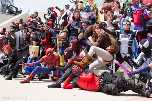 Which has the highest fan base Dc or marvel? - Quora