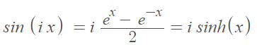 applications hyperbolic functions