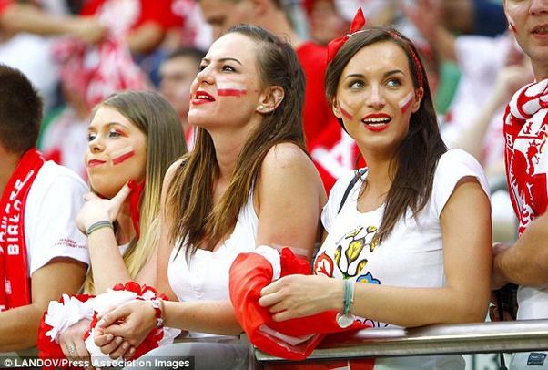 Polish girls are