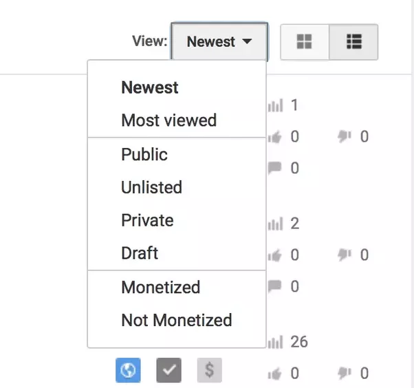 how to send unlisted youtube video