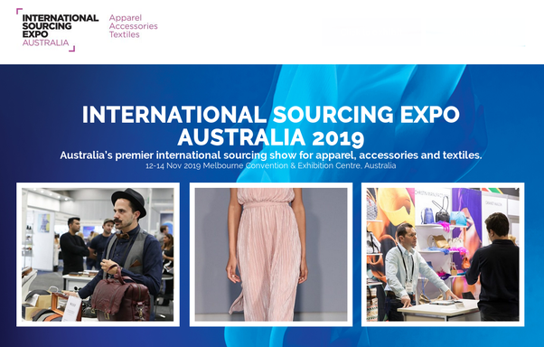 Which are the top global apparel and textile trade fairs
