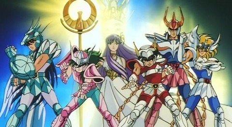 Resultado de imagem para knights of the zodiac