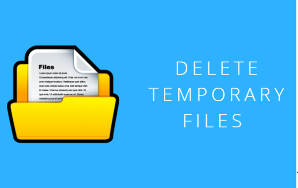 Can I delete the temp files from my Windows computer? - Quora