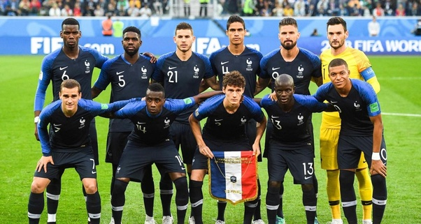 If France Football Team Is 40 Black Then If Footballers From Poor African Countries Get Proper Training And Facilities Will They Dominate The World Cup Football Quora