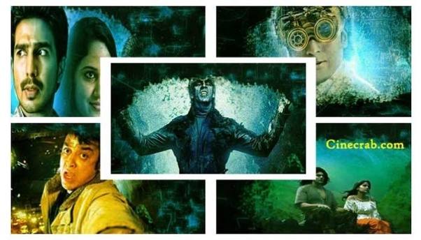 What are some best sci-fi movies in Tamil? - Quora