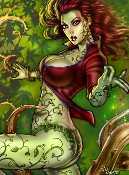 Poison Ivy dating