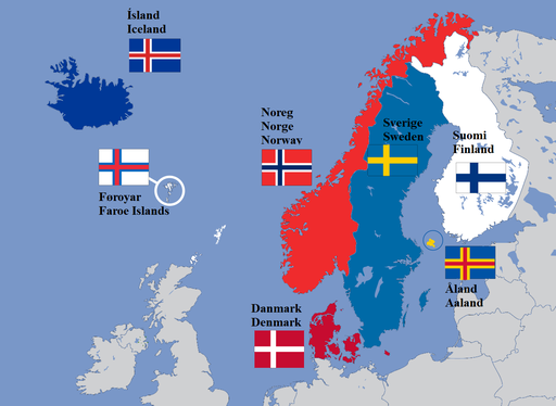 Apa itu negara Skandinavia? - Quora