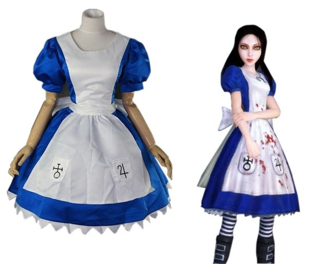 What are some good Alice in Wonderland themed dresses? - Quora