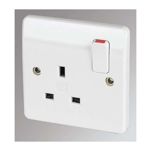 How many electrical outlets (receptacles) are in typical British ...