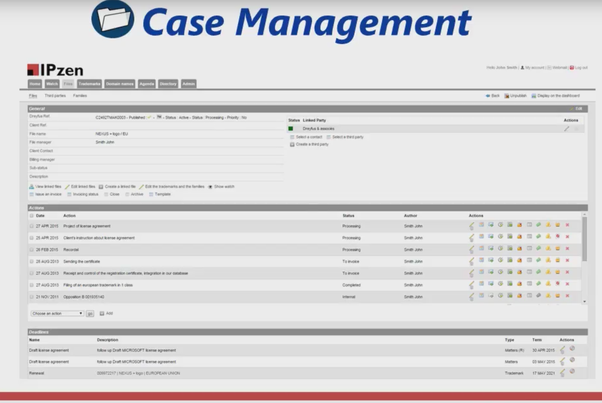 What Are Some Good Examples Of Case Management Systems For