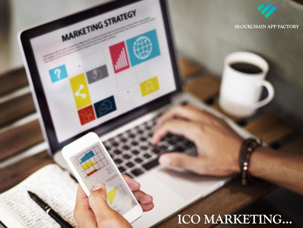 cryptocurrency marketing firm