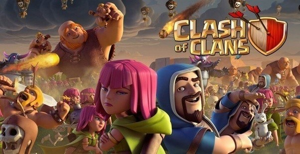 Top 5 troops in clash of clans