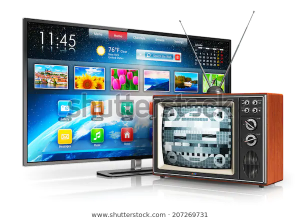 What is smart TV box? Does it work with the normal TV or only with