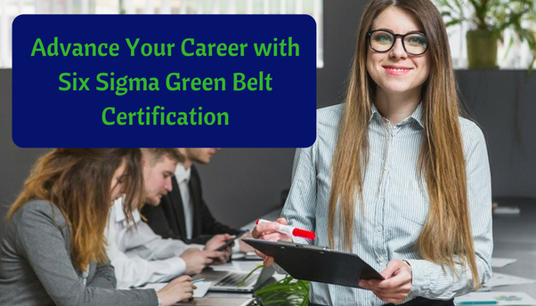 will six sigma green belt certification really help you grow in your ...