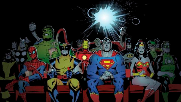 Which is better: DC or Marvel? - Quora