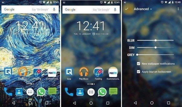 Muzei Is A Popular Live Wallpaper Offering Which Single Place For All Your Sources At First The App Lets You Choose Between Artwork
