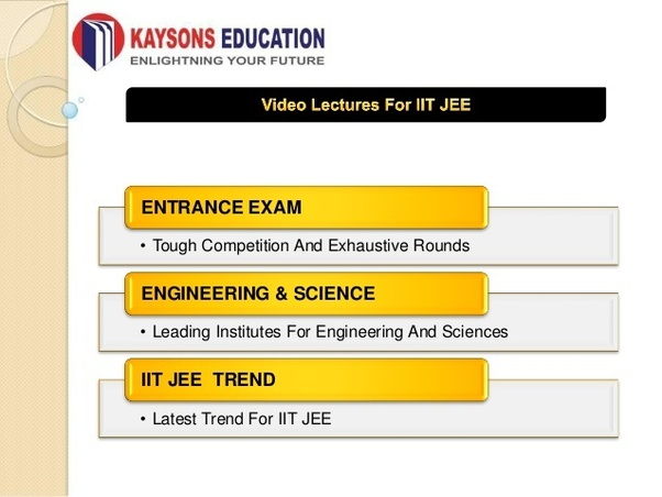 Where can I get free material for the IIT-JEE? - Quora