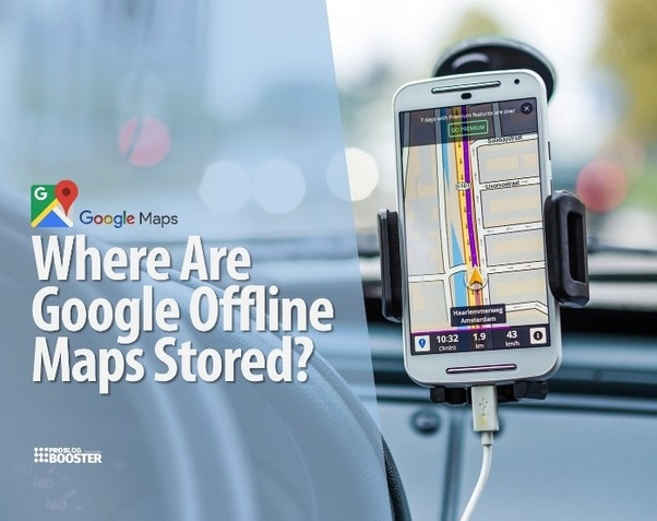 How does offline navigation work? - Quora Does Google Map Work Without Internet on