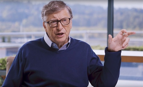 Bill Gates Was Reportedly The Richest Person On Earth For A Decade Or So Curly He Is In Top 2 Spot Of World S Persons
