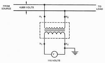potential transformer wiring diagram potential relay wiring diagram what is the difference between a potential transformer and ...