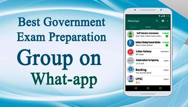 Which is the best WhatsApp group for the GATE exam? - Quora