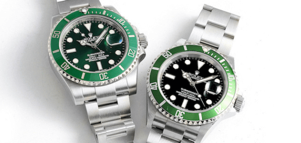 Which would you rather own, a Rolex Submariner Kermit or the Submariner Hulk?  - Quora