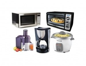 What appliances have to be included in a kitchen? - Quora