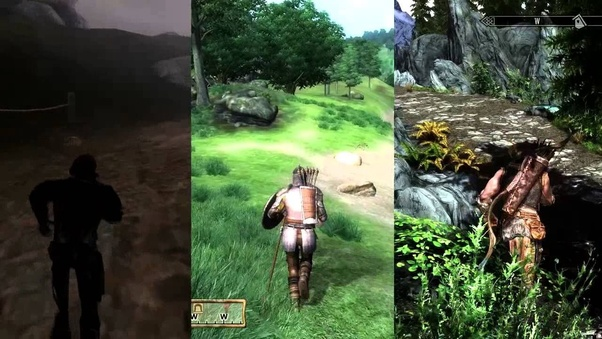 Which game is a better buy Skyrim or Oblivion? - Quora