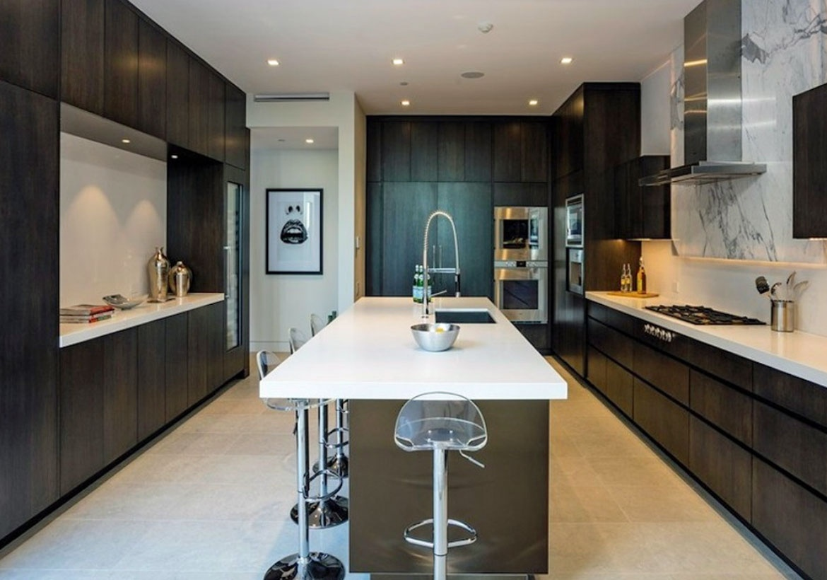 Which Type Of Modular Kitchen Designs Are Popular Among The