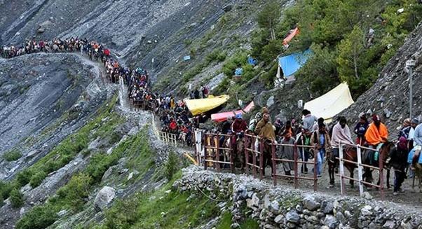 Image result for old track vaishno devi