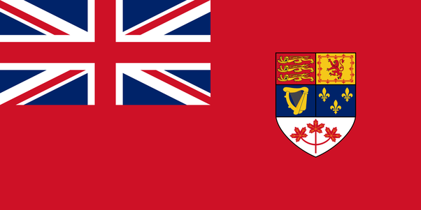 Image result for canada flag british