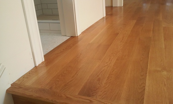 Is It Wise To Use Minwax Complete 1 Step Floor Finish Rather Than Going The Hard Way Of Sanding Staining And Then Applying The Polyurethane Quora