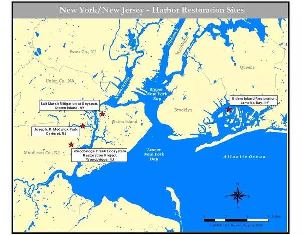 youll see how upper new york bay and lower new york bay form the harbor upper new york bay is the sweet spot where all of the fishing and shipping was and