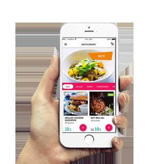 restoran mobil uygulama