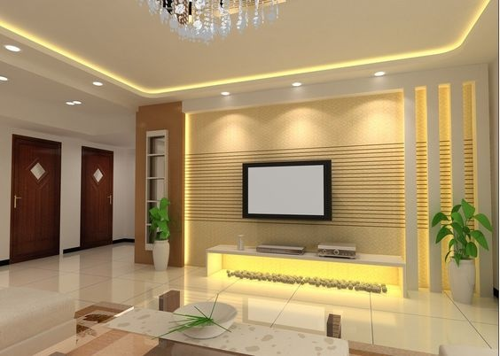 Why Do All New Interior Designs Use A False Ceiling Is A