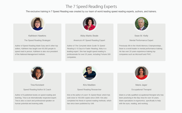 Which tool do you find best for learning speed reading? - Quora