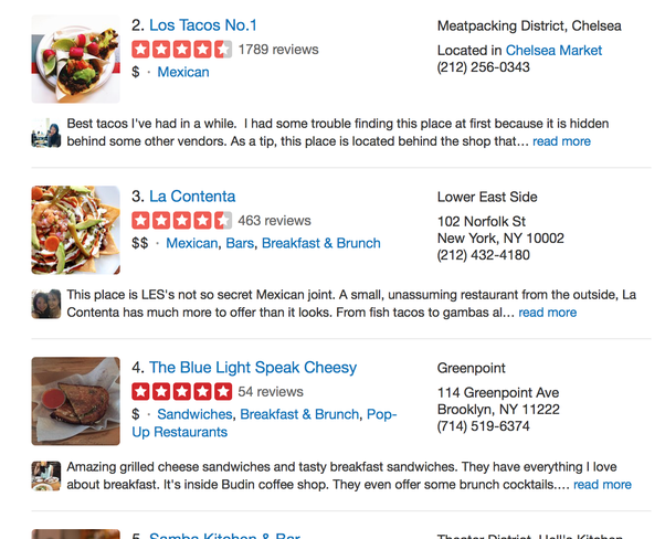 is yelp rigged quora
