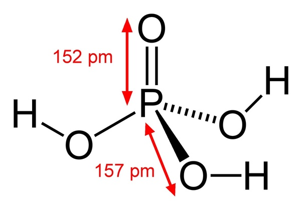 What Is The Hybridization Of P In Phosphoric Acid Quora