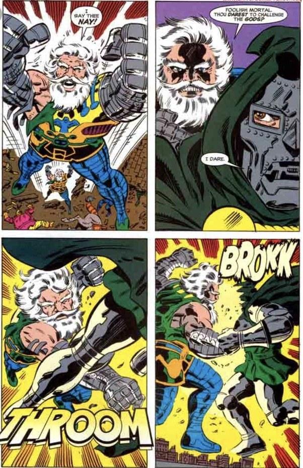 Can Odin or Zeus defeat Galactus? - Quora
