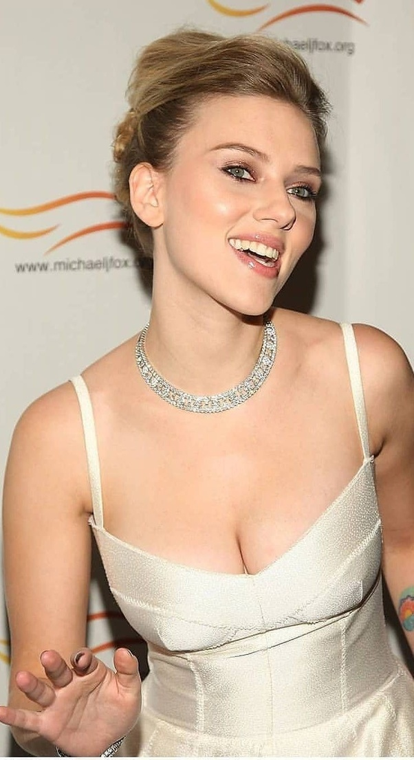 What Are The Best Pictures Of Scarlett Johansson Quora