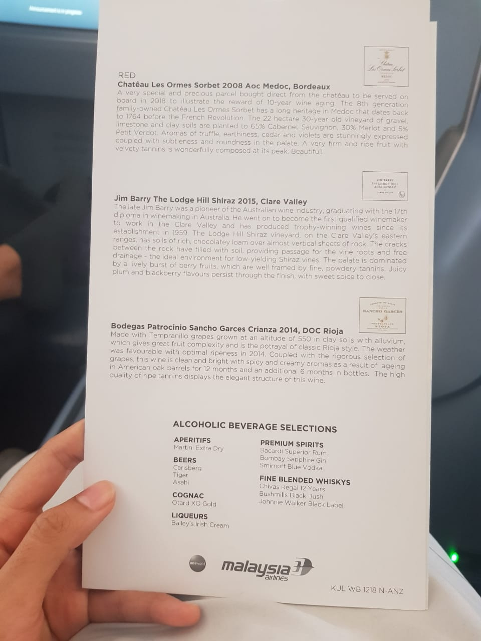 What is it like to fly with Malaysia Airlines (MAS)? - Quora