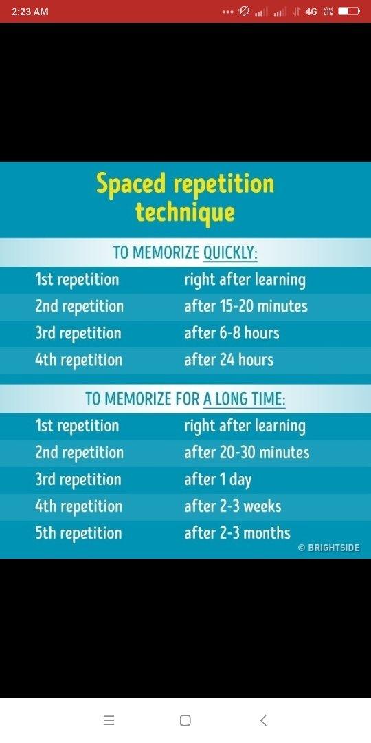 best way to memorize an essay