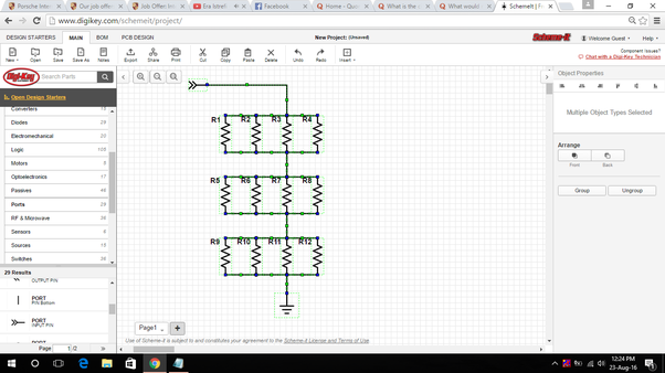 What Is The Circuit Diagram For Load Bank