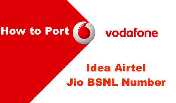 How to port the same number from Vodafone to Airtel - Quora