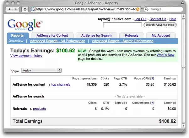 How much does AdSense pay per click? - Quora