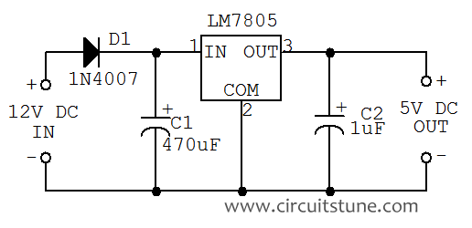 Where Can I Find A 12v To 5v Regulator