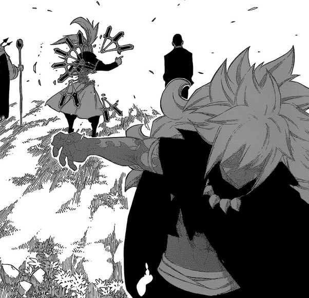 Who Would Win In A Fight Between Asta From Black Clover Acnologia From Fairy Tail Quora This was fun to draw! who would win in a fight between asta