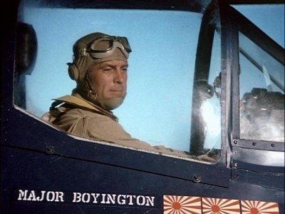 有没有像拯救私人瑞恩/兄弟乐队参加空战一样?