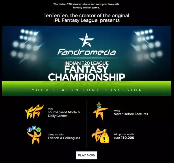 Ipl fantasy league 2018 prizes for adults